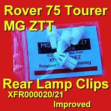 Rover 75 Tourer MG ZTT Rear Light Lamp Fitting Retainer Clips XFR000020 Improved