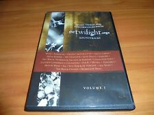 Music Videos and Performances From The Twilight Saga (DVD) Soundtracks Used