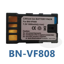BN-VF808U Li-ion Battery for JVC Everio GZ-HD10U GZ-HD7U GZ-HD6U GZ-HD5U GZ-HD3U