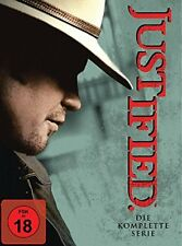 18 DVD-Box ° Justified ° Superbox - komplette Serie ° NEU & OVP ° Staffel 1 - 6
