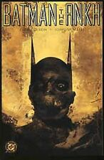 BATMAN THE ANKH #1-2 VERY FINE COMPLETE SET 2001