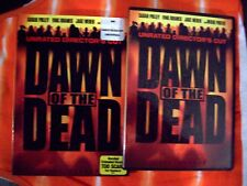 Dawn of the Dead (2004, Unrated Director's Cut, DVD)