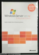 Microsoft Windows Server 2003 R2 Enterprise Edition Inc 25 CAL