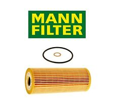 Mercedes W124 W129 W140 W203 300TE C36 AMG Oil Filter Kit Mann Germany HU727/1x