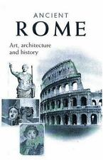 Ancient Rome: Art, Architecture, and History Readings in Conservation