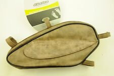 ELECTRA TOWNIE MENS FRAME BAG USA TYPE CRUISER, DRAGSTER FAUX LEATHER NATURAL