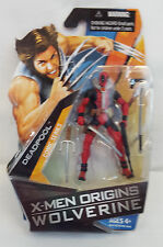 "MARVEL UNIVERSE X-Men Origins Wolverine Comic DEADPOOL 3.75"" Action Figure MIP"