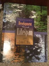 Development Through the Lifespan by Berk and Laura E. Berk (2006, Hardcover, Rev