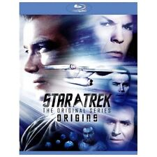 Star Trek: The Original Series - Origins BLU-RAY: BRAND NEW!