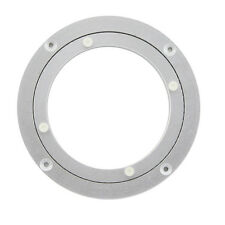 Diameter 120mm Aluminum Lazy Susan Turntable Bearings For Dining-table