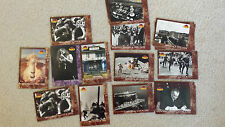 Set of 16 Topps Sports Cards American Pie 2001 Featuring Janis Joplin & More