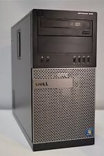 Dell OptiPlex 990 Mt i3-2120 3.30GHz 4GB DDR3 500GB HDD Win 7 Pro Wifi ordenador
