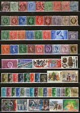 GROßBRITANNIEN, uralte Sammlung ab Klassik gestempelten Briefmarken