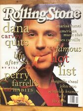 Rolling Stone #656 Dana Carvey cover, Perry Farrell, American Music Club