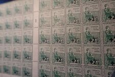 FEUILLE SHEET TIMBRE ORPHELIN N°163 x50 MILLÉSIME 2 1922 NEUF ** LUXE MNH
