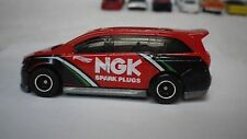 2016 Hot Wheels Red Honda Odyssey NGK Spark Plugs Custom Real Riders