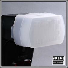 Flash Speedlight Bounce Head Soft Box Case Diffuser for Canon 580EX