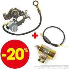 Rupteur et Condensateur pour Bernard moteur (415081PAS POUR W112 ,W110) - 390320