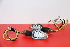 2X Blinker flexibel Suzuki SV TL DL LS 650 1000 RF 600 900 Miniblinker E-geprüft