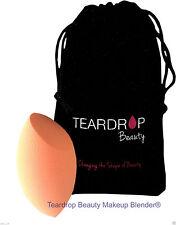 TEARDROP BEAUTY MAKE UP BLENDER MAKE-UP PUFF SPONGE ORANGE CURVE FOUNDATION