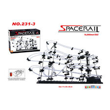 SpaceRail Space Rail Marble Run Construction Set Level 3 -16m of Rail 128 pieces