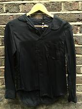 COMME des GARÇONS black label asymétrique chemise taille xs