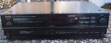 Denon DRS 810 3-Kopf HiFi Stereo Kassettendeck Horizontal Loading Cassette Deck