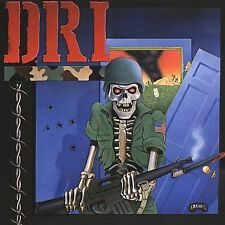 The Dirty Rotten LP [PA] [Remaster] by D.R.I. (Punk) (CD, May-2007, Beer City...