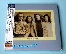WISHBONE ASH Wishbone Four JAPAN mini lp cd brand new & still sealed