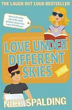 Love...Under Different Skies: Book 3 in the Love...Series,GOOD Book