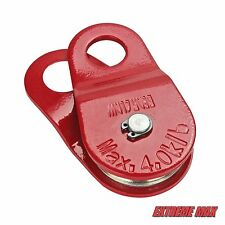 Extreme Max™ Compact Heavy-Duty ATV Snatch Block