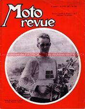 MOTO REVUE 1786 BMW R73 R 73 R60/2 Torsten HALLMAN Circuit de FISCO JAPON 1966