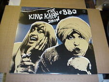LP:  THE KING KHAN & BBQ SHOW - What's For Dinner?  SEALED NEW
