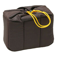 HORUSBENNU HD-211015 Coffee Cushion Partition Lens DSLR Camera Insert Padded Bag