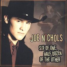 DAMAGED ARTWORK CD Joe Nichols: Six of One Half Dozen of the Other