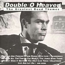 Double O Heaven: Greatest Bond Themes by Various Artists (CD, Feb-1999,...