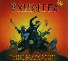 THE EXPLOITED - The massacre - (Special Edition-Digi Pack)     - CD NEU