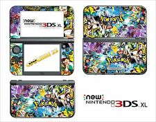 POKEMON - Vinyl Skin Sticker for Nintendo NEW 3DS XL (with C Stick) - réf 209