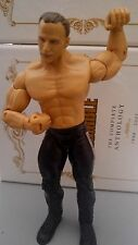 Shawn Michaels Heartbreak Kid WWE WWF Jakks Wrestling Figur 2004 short Hair