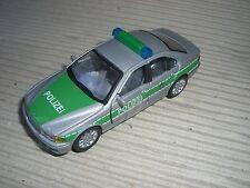 SCHUCO BMW  POLIZEI  MÜNCHEN  ältere Schuco Serie 1:43