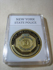 NEW YORK STATE POLICE Challenge Coin