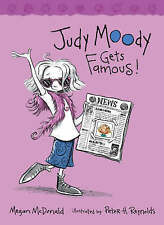 Judy Moody Gets Famous! by Megan McDonald Paperback Book