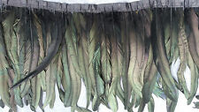 XL FEATHER FRINGE TASSEL, KING ROSTER FEATHER, TOP QUALITY