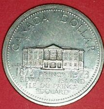 1973 Canadian Nickel Dollar  ID #75D-1