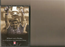 CHELSEA FC ALL ROADS LEAD TO WEMBLEY DVD SEALED 2000 FA CUP CHARITY SHIELD