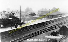 Bolton Percy Railway Station Photo. Copmanthorpe - Ulleskelf. Church Fenton. (1)