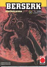 BERSERK n° 37 ed. Planet Manga