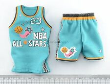 Enterbay 1/6 Scale NBA Michael Jordan 1996 All Star  Figure - Jersey with shorts