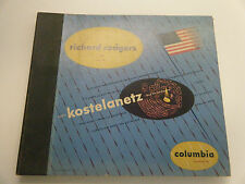Records 1947 Richard Rogers on Columbia Andre Kostelanetz and his Orchestra