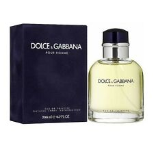 Dolce & Gabbana Pour Homme by D&G  6.7 oz EDT Cologne for Men New In Box